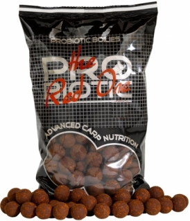 Starbaits Boilies Probiotic Red One 24mm/1kg