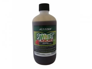Jet Fish Booster Sweet Liquid Jahoda 500ml