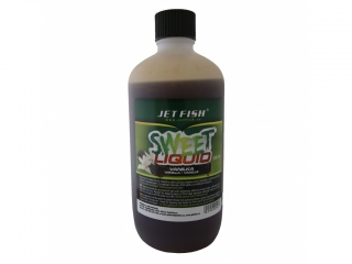 Jet Fish Booster Sweet Liquid Vanilka 500ml