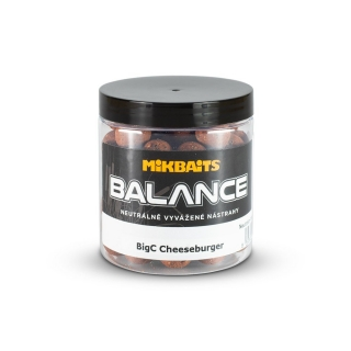 Mikbaits BiG boilie balance BigC Cheeseburger 24mm/250ml