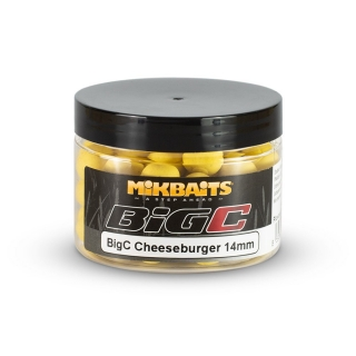 Mikbaits BiG boilie pop-up BigC Cheeseburger 14mm/150ml
