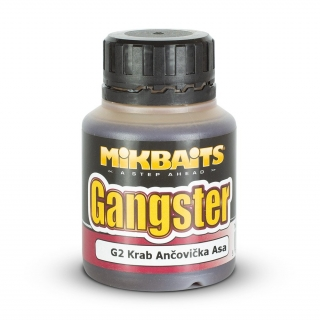 Mikbaits Gangster ultra dip G2 Krab Ančovička Asa 125ml