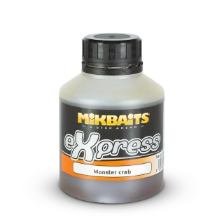 Mikbaits eXpress booster Monster crab 250ml